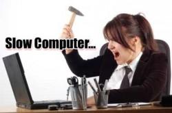 Máy tính chạy chậm: nguyên nhân và cách khắc phục