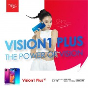 """Vì sao Itel Vision 1 Plus là chiếc smartphone """"hợp mốt"""" với Gen Z"""